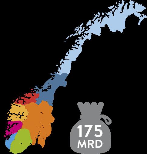 MARITIM NÆRING ER LANDETS STØRSTE DISTRIKTSNÆRING